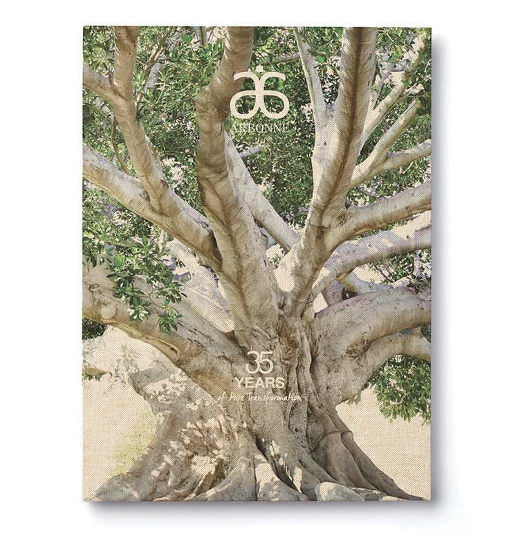 The Arbonne 35th Anniversary Book  The enduring history, the amazing legacy — it's all in the pages of 35 Years of Pure Transformation, a beautiful hard-bound book that recounts the journey of Arbonne and commemorates the company's 35th Anniversary. Delve into the story of our founder, Petter Mørck, and his forward-thinking vision for botanically based products. Be inspired by personal stories of leading Independent Consultants, many who have been with Arbonne since the beginning. Discover…