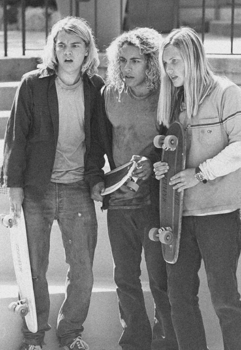 """Lords of Dogtown"" (2005) shows one of the Golden State's many personalities."