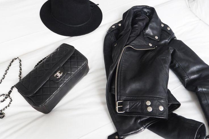 all black • Style School ByDanie