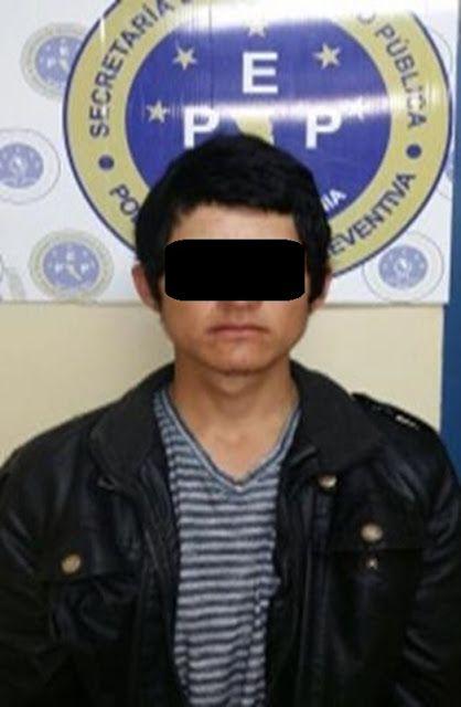 SEMANARIO BALUN CANAN: Atrapa la PEP presunto distribuidor de droga en la...