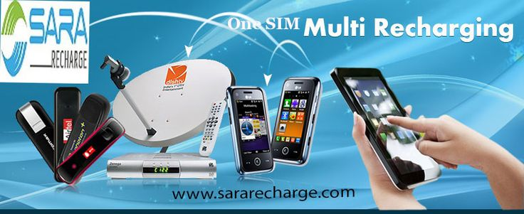 All in one sim multiple recharge