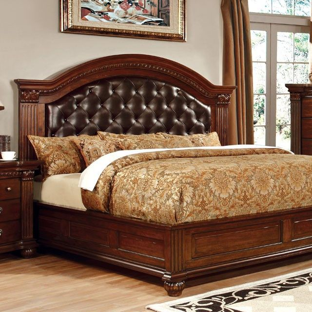 Furniture Of America,Grandom Queen Bed Collection