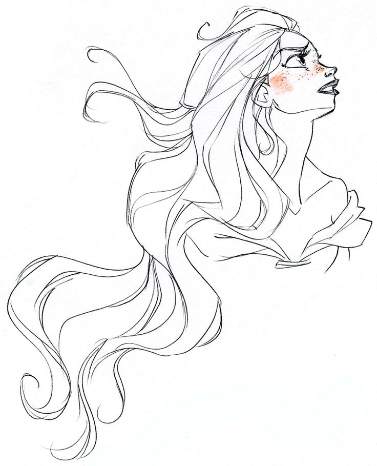 David Gilson concept art for Disney's Tangled. One of my fave concept art pieces ever. #Tangled #Rapunzel