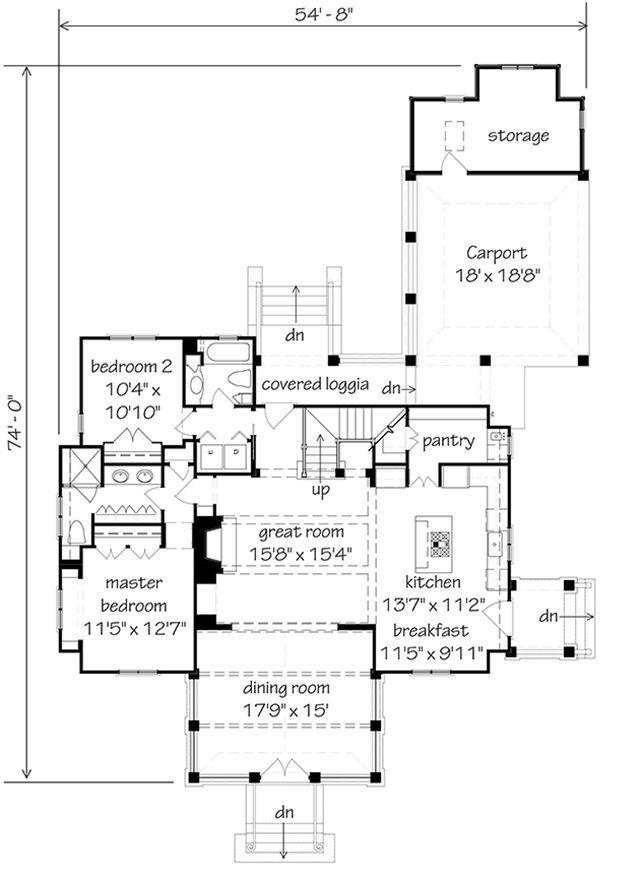 Windsor Bi Level Home 3 Bed 1 75 Bath Plan 1442 Sf Priced: 291 Best Images About Floor Plans On Pinterest