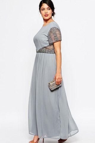 Kleid fur starkere frauen