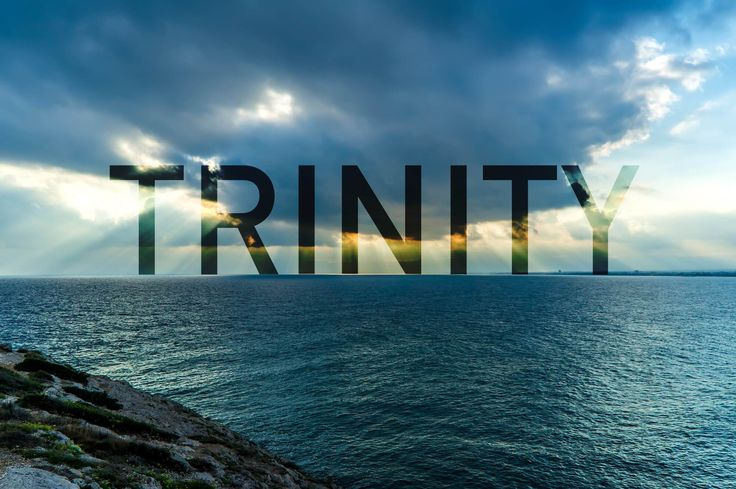 """What does the word """"Trinity"""" mean? Trinity can be separated into two words, Tri-nity, which means three in unity. Some Christians misunderstand the meaning of Trinity. Some think Trinity means three Gods are in one body, some reckon Trinity means three different Gods. Let us think about it, how many God(s) will you see in"""