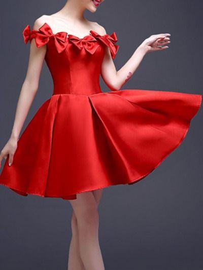 Милое платьице с бантиками