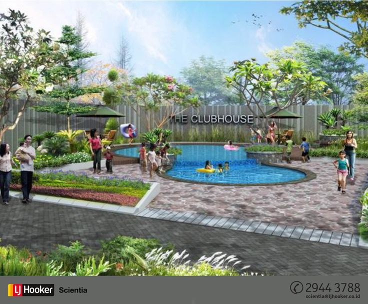 Cluster Garcia @ ModernLand, Tangerang_THE CLUBHOUSE