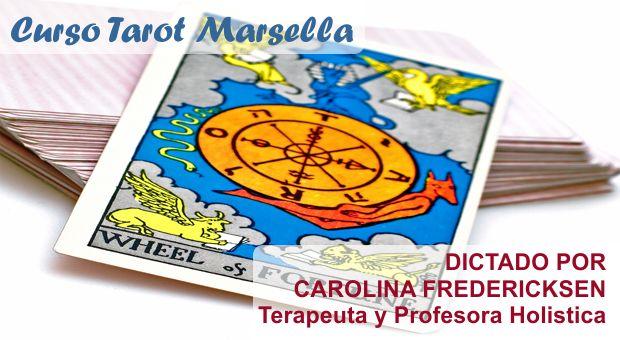 Curso Lectura Tarot Marsella. #CentroRenaSer