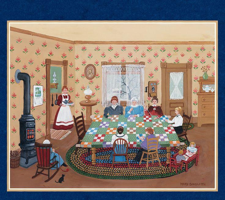 41 Best Art Mary Singleton Images On Pinterest Naive