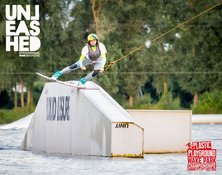 The 2016 Plastic Playground Gallery , just found there the best Pict from UNLEASHED WAKEBOARD MAGAZINE held by Jon Shrimpton