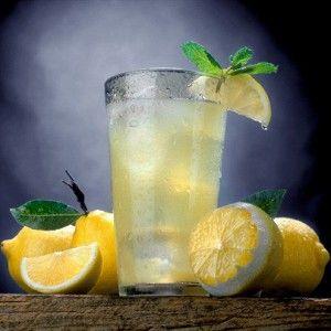 Быстрый лимонад