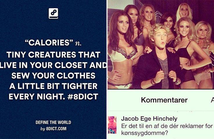 Hav det sjovt på Instagram - vi viser dig hvilke 10 du skal følge. http://stylista.dk/trends-og-guides/15-uforglemmelige-victorias-secret-%C3%B8jeblikke
