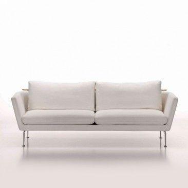 Suita Two Seater Sofa, Suita Two Seater Sofas & Vitra Sofas | YLiving