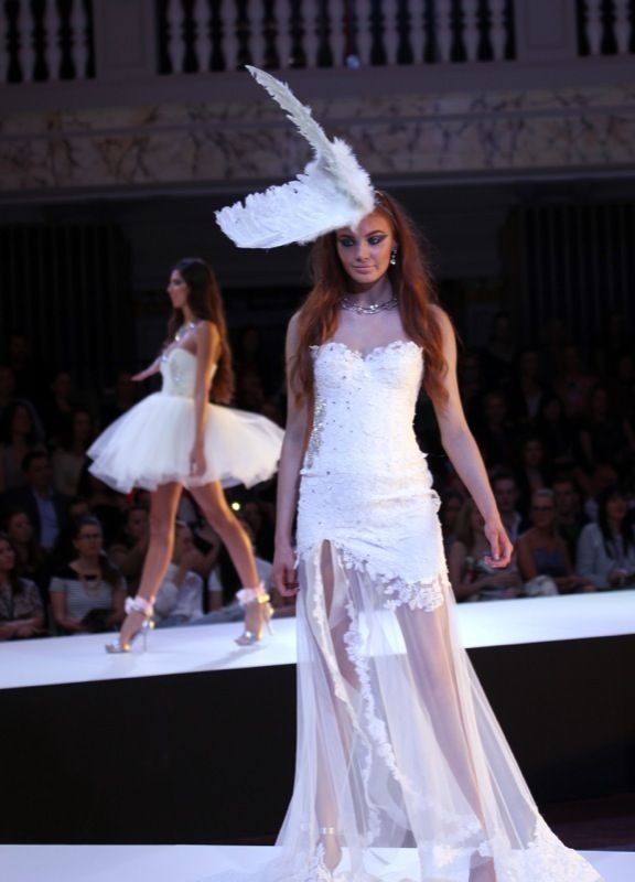 Glamour princess necklace, handmade crystal and rhodium plated #begitta #crystal #necklace #handmade #mbfw #bride #wedding