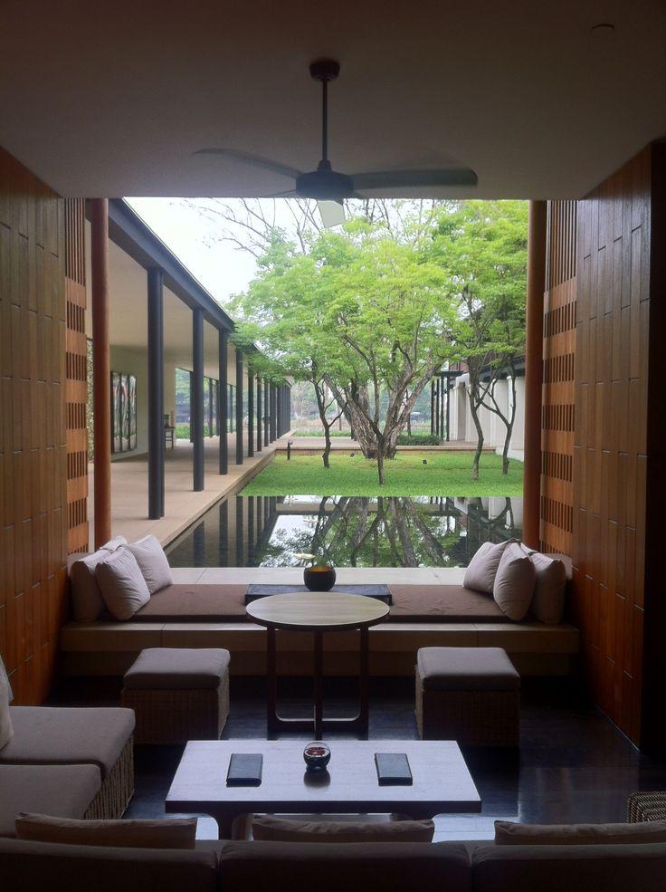 The Chedi Chiang Mai INSIDE