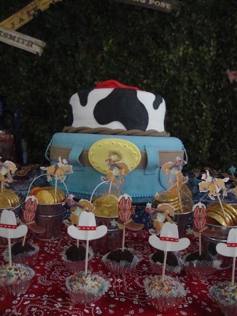 Piccolo Sogno: Cowboy Party { Festa de Cowboy }