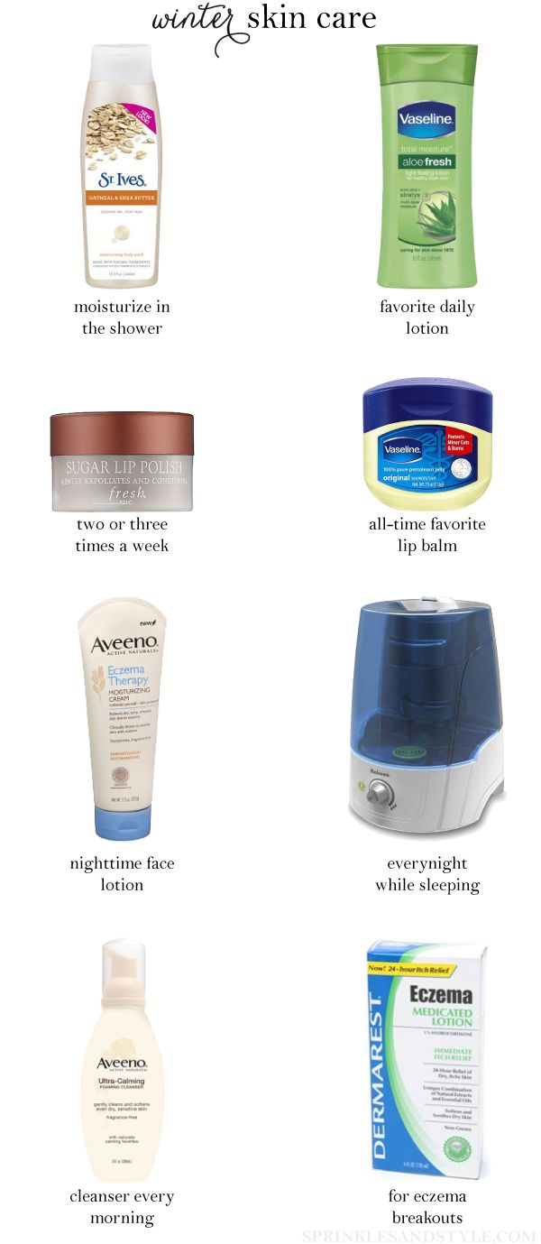 Current favorite winter skin care products | A Style Caddy ...