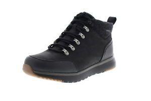 a ugg zapatos hombre a prueba de agua botas olivert black