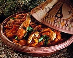 Photo de Tajine de poulet aux épices