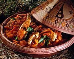 Tajine de poulet facile (rapide) - Une recette CuisineAZ