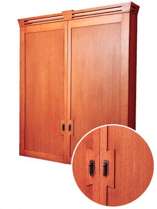 How to Stain Veneers to Match Hardwood Plywood Lumber  #cabinets #stain #veneer