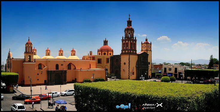 Parroquia de San Juan Bautista. San Juan Del Rio, Qro, México.