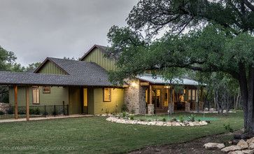 345 best images about hill country style homes on for Hill country stone