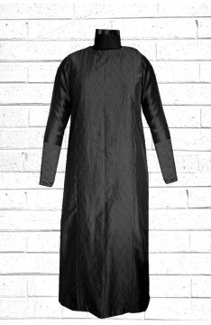 Long kurta - tunic: The Luxury Label's Elvan Collection for #indianofficewear #indianworkwear #Indianofficefashion #indianformals
