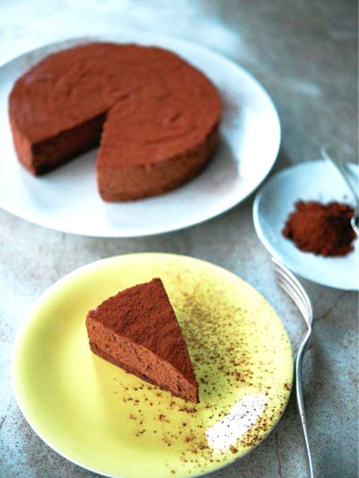 力強く香り高い、芳醇ショコラスイーツ|『ELLE a table』はおしゃれで簡単なレシピが満載!