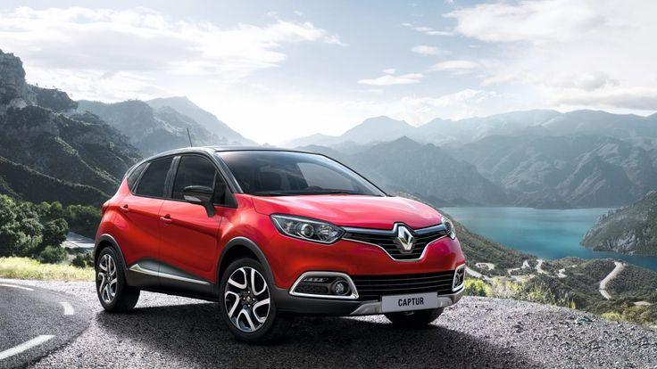 Renault Captur - Limitiertes Sondermodell - Außendesign