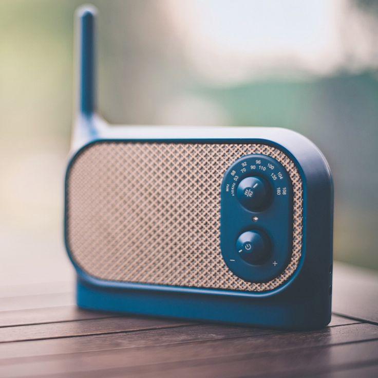 PUSTITE SI RETRO | Rádio a MP3 prehrávač MEZZO od Lexon