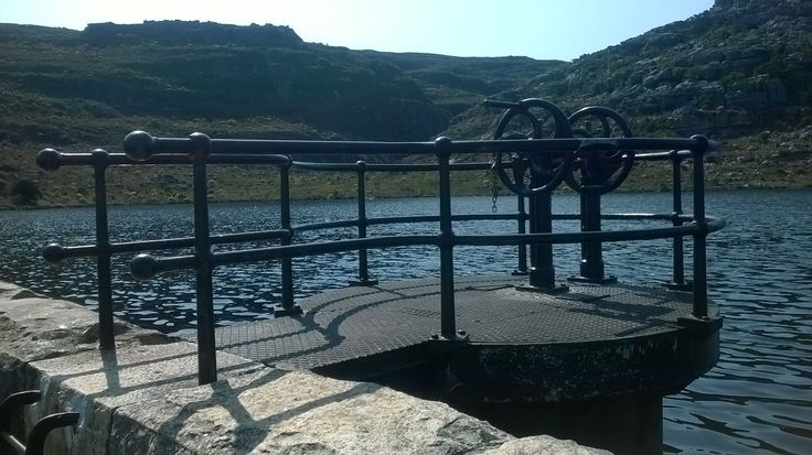 Hely Hutchinson Dam (The fifth of five dams on Table Mountain). Photo by Willem Breyl