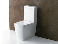 The square yet smooth edges of the X Tre make it a unique piece for the modern bathroom. With its sleek, soft lines, X Tre would make an elegant addition tomany bathrooms.