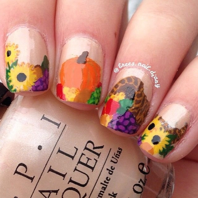 Fine Sexiest Nail Polish Color Big Rainbow Nail Polish Rectangular Brown Nail Polish Toe Nail Arts Design Youthful Acrylic Over Nail Polish GreenArt Design Hair And Nails 1000  Ideas About Thanksgiving Nail Art On Pinterest ..
