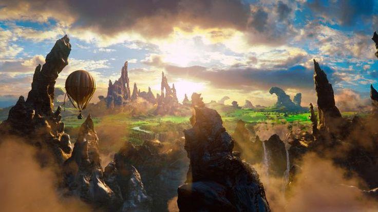 Fonds d'écran Cinéma > Fonds d'écran Le Monde fantastique d'Oz Le Monde fantastique d'Oz par le-disparu - Hebus.com