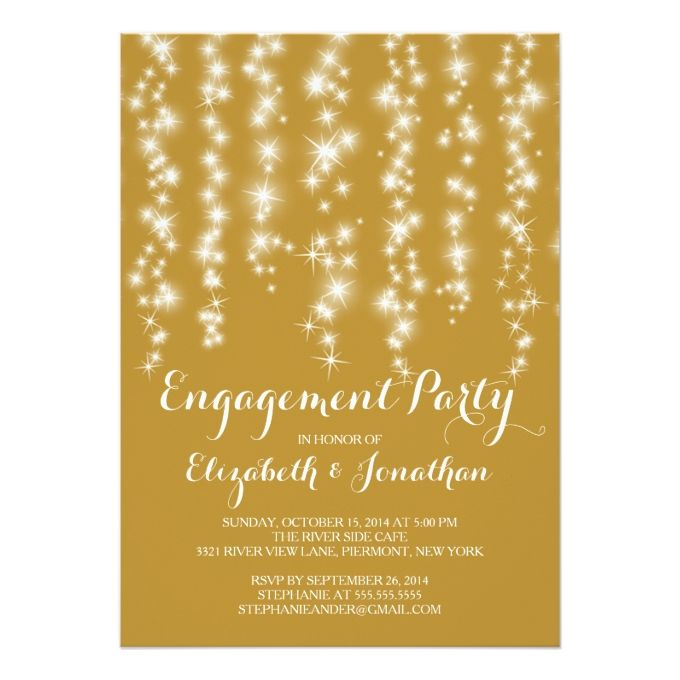 2628 best Engagement Party Invitations images on Pinterest - engagement invitation templates