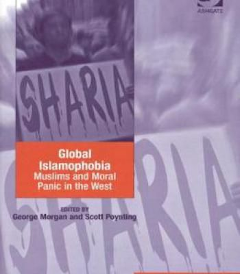 Global Islamophobia: Muslims And Moral Panic In The West PDF