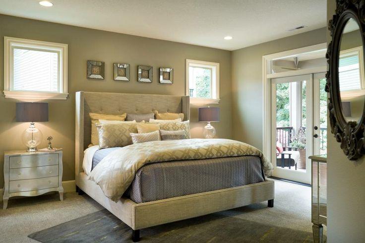 Plan 2396  - The Vidabelo  | Master Bedroom  | Photography © Bob Greenspan
