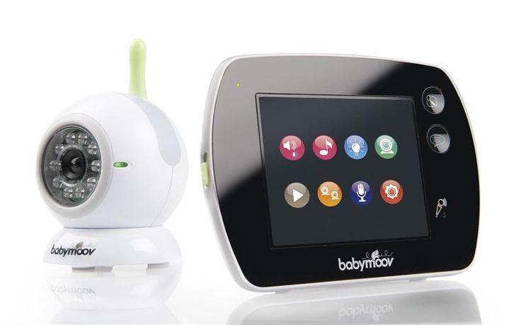 Babyphone Touch Screen - Babymoov