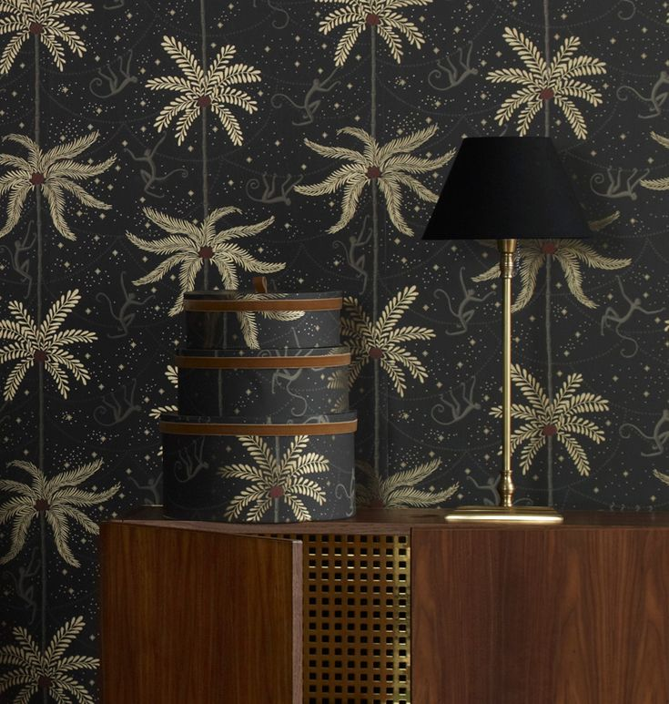 Bedroom | Wallpaper Mauritz | Sandberg Wallpaper