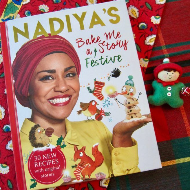 Ho, Ho, Ho, jingle jangle jingle – what better way to rustle up a little holiday spirit than with a brand new Nadiya Hussain story-cookbook! If you're a fan of The Great British Baking …