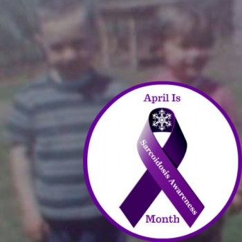Add this Sarcoidosis Awareness Ribbon to your Facebook or Twitter pic « PicBadges