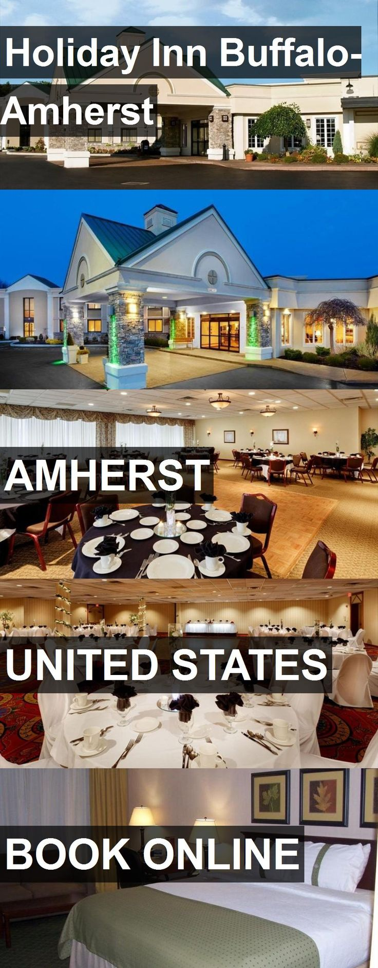 Us Map With State Abbreviations And Time Zones%0A Hotel Holiday Inn BuffaloAmherst in Amherst  United States  For more  information