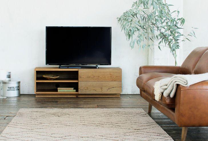 ADDAY(アディ) AVボード W1200 | ≪unico≫オンラインショップ:家具/インテリア/ソファ/ラグ等の販売。