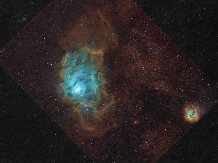 nebula space dust star - photo #5