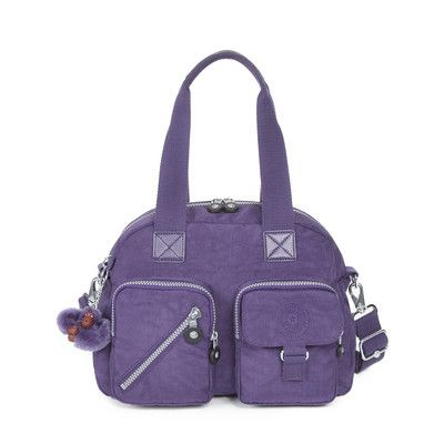 THANK YOU to my amazing husband for my early 14th wedding anniversary present! I love this ALMOST as much as I love you ❤️❤️❤️  Kipling DEFEA Berry Purple Handbag Shoulderbag Bag Shopper Ladies Bag NEW