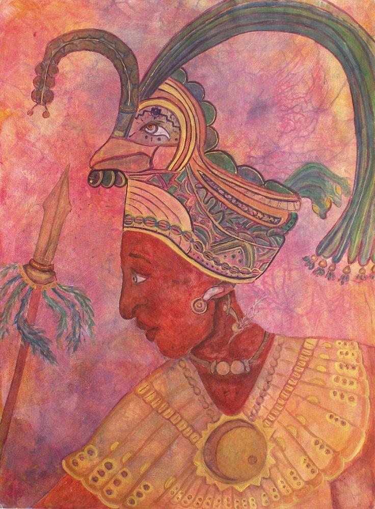 Mayan Sorceress