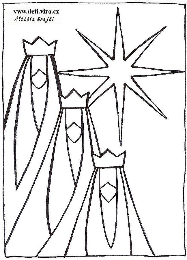 tři králové tvoření - Hledat Googlem