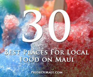 Local food in Hawaii has a long and rich history. The diverse history of this Hawaiian culinary passion comes from all people that came to the islands to live, work, play, and lay their roots down.